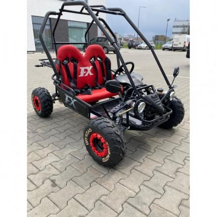 ATV 150 Baggijs