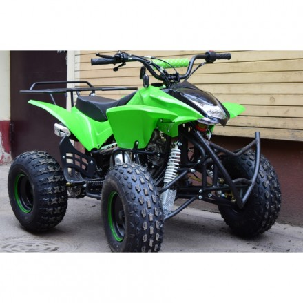 atv 125 Outlander X Green