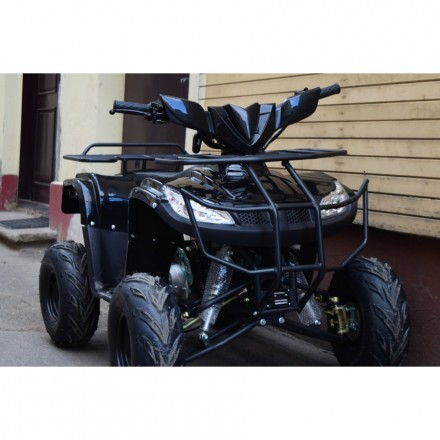 ATV 125 Outlander Black