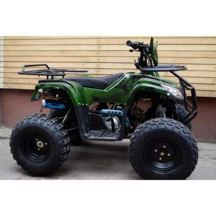 atv 125 Outlander  Army