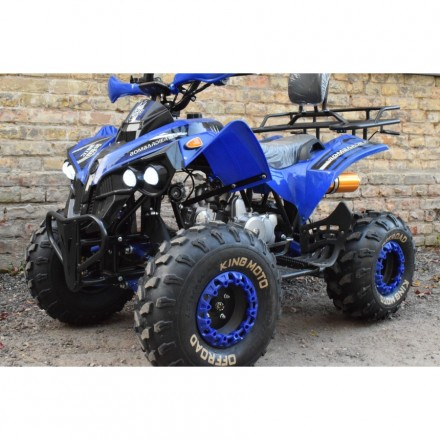 ATV 125 OFFROAD blue