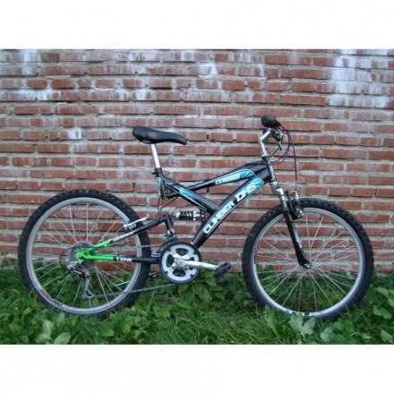 Kalnu velosipēds CLIMBER 2642 DHS
